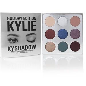 kylie holiday palette 2016